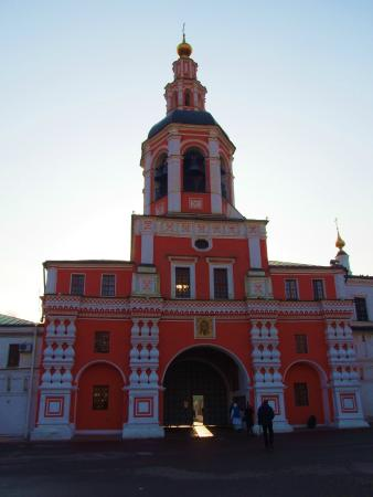 Temple of Simeon in The Danilov Monastery