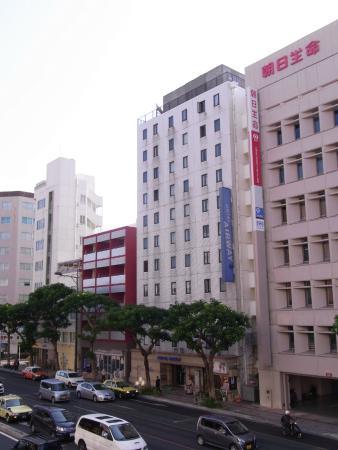 Hotel Air Way: ホテル外観