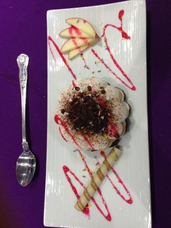 Purbani Tandoori Restaurant: The Fantastica presentation