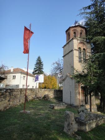 Staro Nagorichane, Republic of Macedonia: Церковь Святого великомученика Георгия