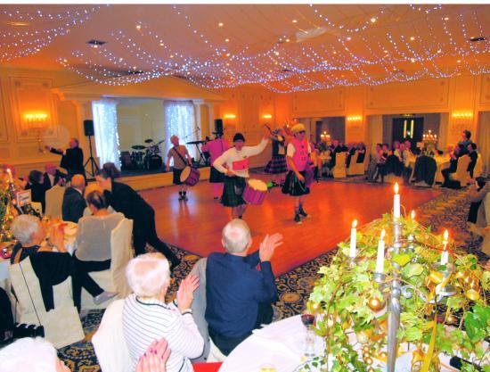 Bothwell Bridge Hotel: Pipers in La Grande Salle
