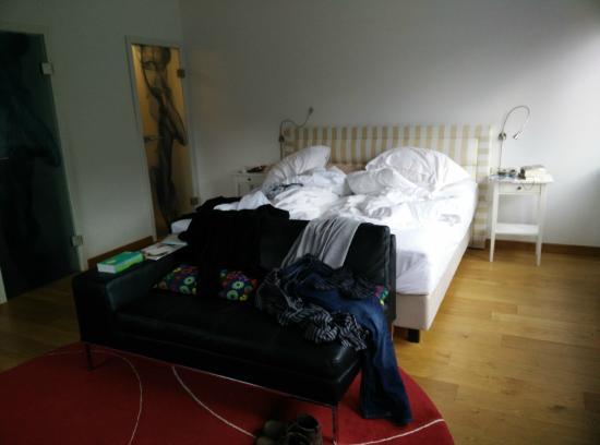 Hotel Villa Vinum Cochem: kmer