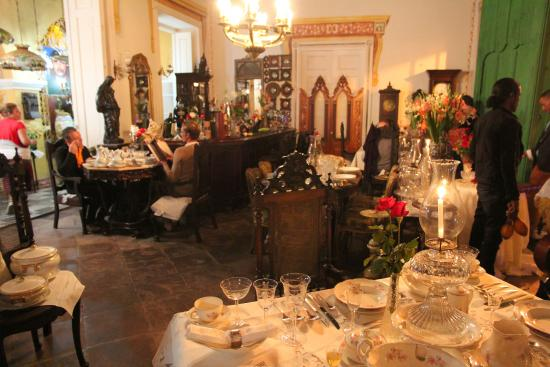 d co int rieure picture of restaurante museo 1514. Black Bedroom Furniture Sets. Home Design Ideas