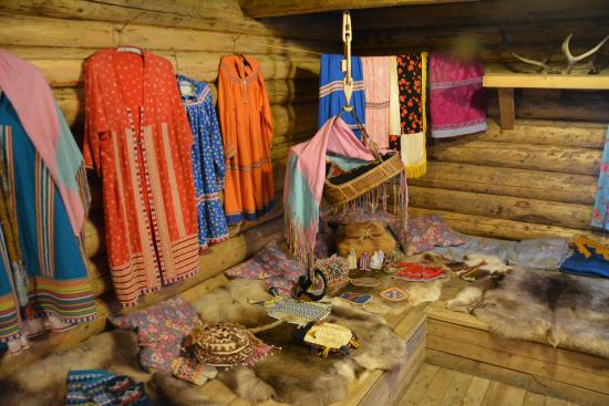 Ethnographic Open Air Museum Torum Maa