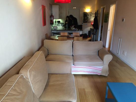 Palou Suites Ramblas: Very stylish and comfortable apartment.