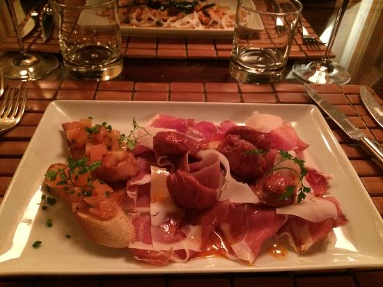 Tres bon repas au restaurant la plancha une carte et des - La plancha maison laffitte ...