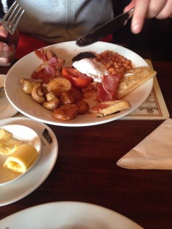 Cairngorm Hotel: Breakfast