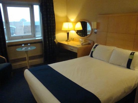 Holiday Inn Bolton Centre: Double Bed Executive Room