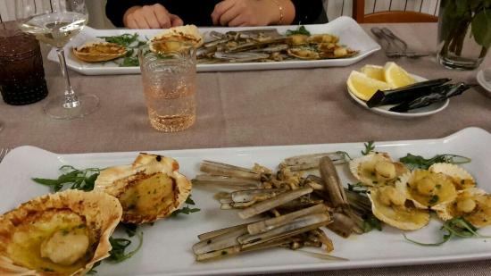 Albergo Trattoria Alle Castrette Restaurant : Antipasto favoloso