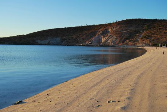 Playa Pichilingue (Pichilingue Beach)