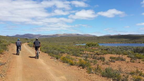 African Game Lodge: Mountain Biking Dream