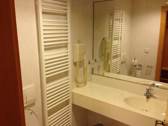 Prerov, Tjeckien: Bathroom