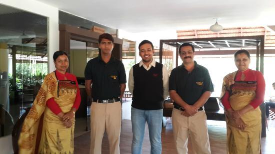 Ammathi, India: Wonderful Team