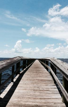 Harbor Heights Park: Punta gorda pier