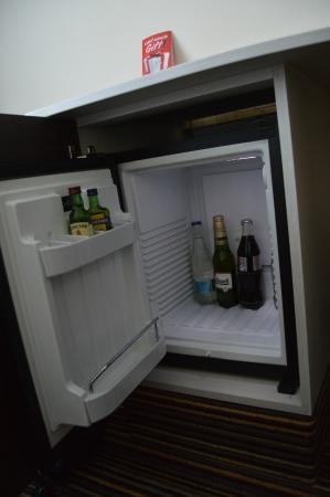 Hotel Flora: Minibar