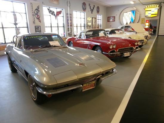 Bob McDorman Automotive Museum