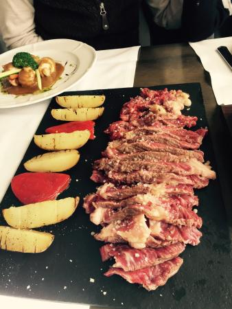 Restaurante Cheche: chuleton de buey de 1kg