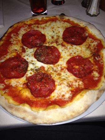 La Loca: Pizza spagna