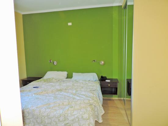 Hotel Calafquen: Habitación doble