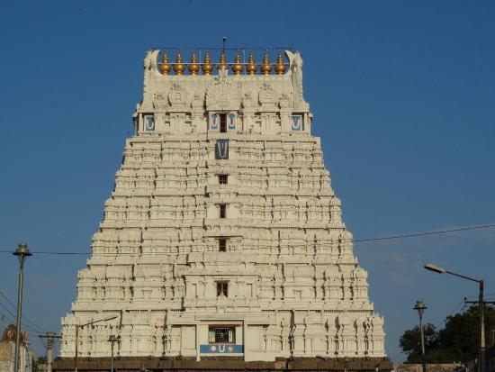 "Enreance Gate - Picture of Varadharaja Perumal Temple, KanchipuramPhoto: ""Enreance Gate"""