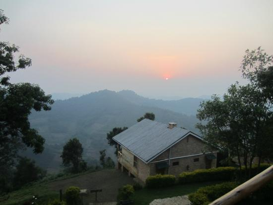 Ruhija Gorilla Safari Lodge: Great views!