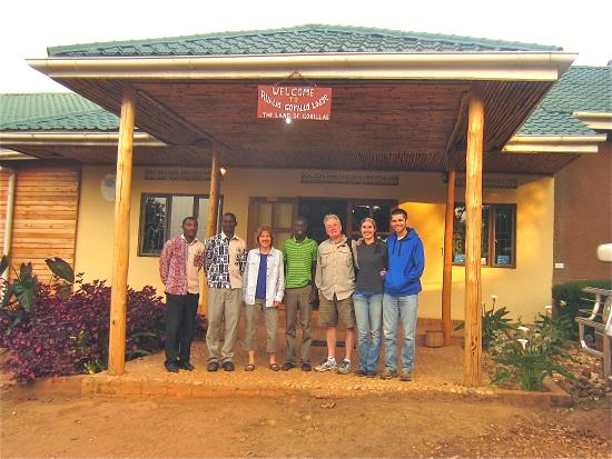 Ruhija Gorilla Safari Lodge: Great staff!