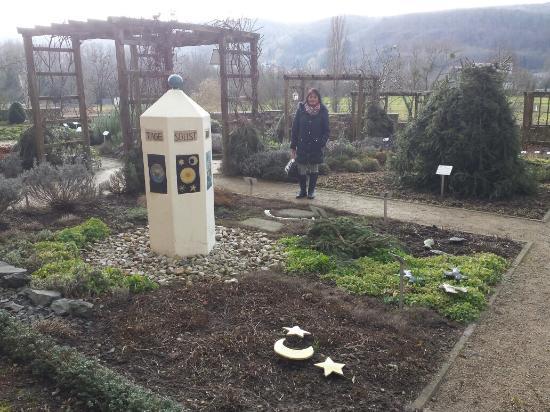 Bad Sooden-Allendorf, Jerman: Kräuter - Kunst - Bibelgarten,  hier angekommen und die Seele hat Erholung!