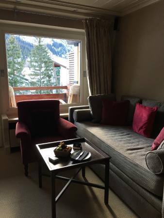 Der Berghof: Room