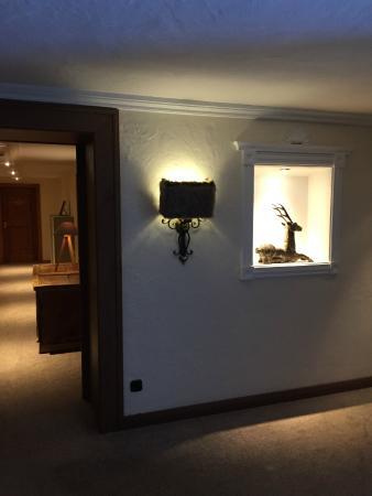 Der Berghof: Hall