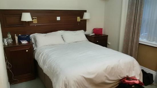 Diplomat Hotel: Westminster Room (basement)