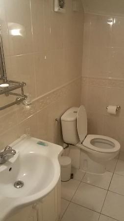 Diplomat Hotel: Bathroom (Westminster)