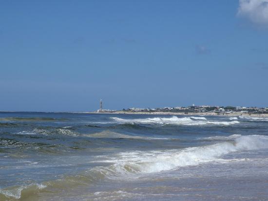 Posada Arenas de Jose Ignacio: 150 meters from the beach