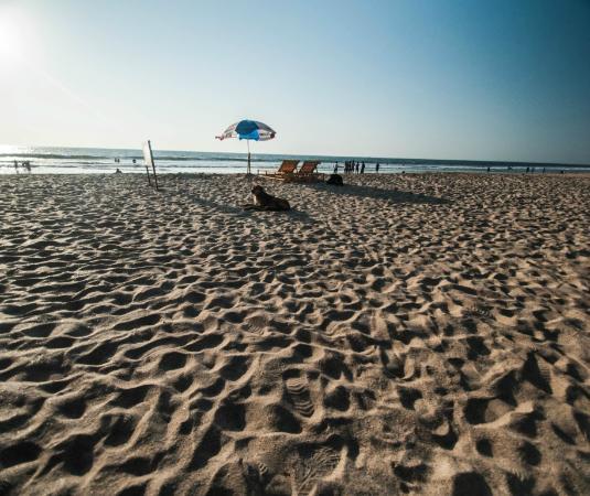 Ratnagiri City At Ratnagiri Maharashtra India: Picture Of Ganapatipule Beach