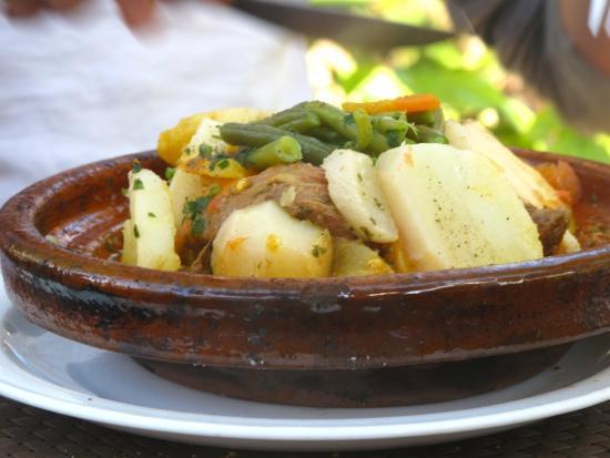 Rotisserie de la Paix: tajine berbere