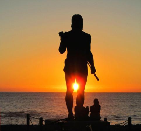 Abraxas: Sonnenuntergang