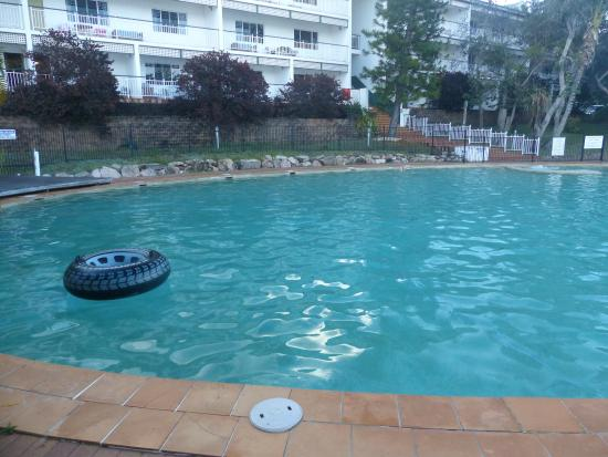 Eurong Beach Resort: Piscina
