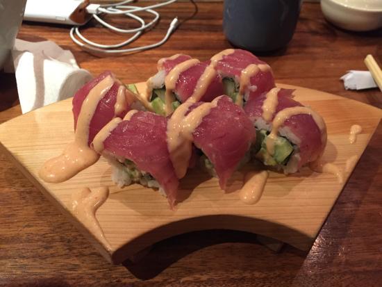 Take I Japanese Restaurant: Heavenly