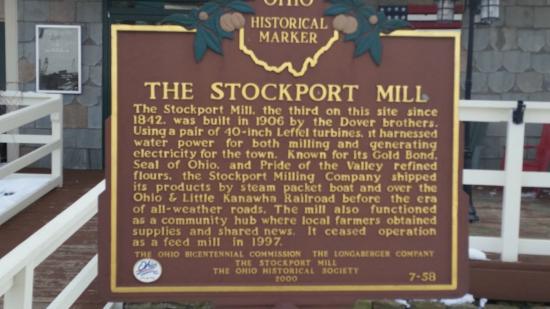 Stockport, OH: Historical Landmark