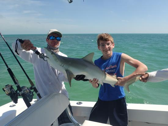 Capt Chris Morrison Fishing Charters: from Snappers to Sharks !