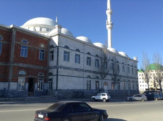 Махачкала, Россия: мечеть