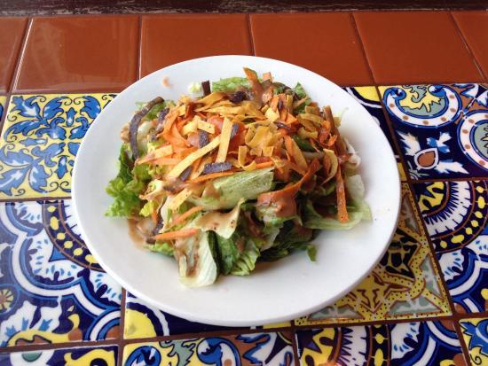 KLCC Chili's Grill & Bar : House salad