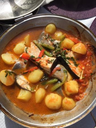 Restaurante Abstracto : Le Cataplana