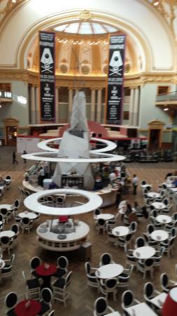 Shopping Stadsfeestzaal: Restaurant