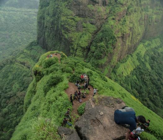 Kalavantin Trek Picture Of Kalavantin Durg Maharashtra