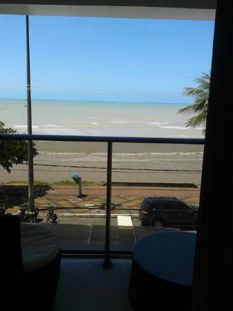 Cabo Branco Atlantico Hotel: Vista do quarto