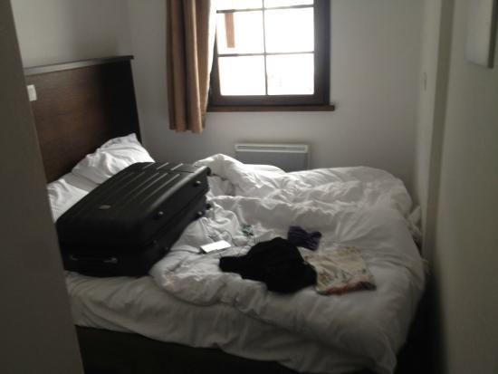 Lagrange Prestige Residence Les Fermes d'Emiguy : Dormez bien !!!