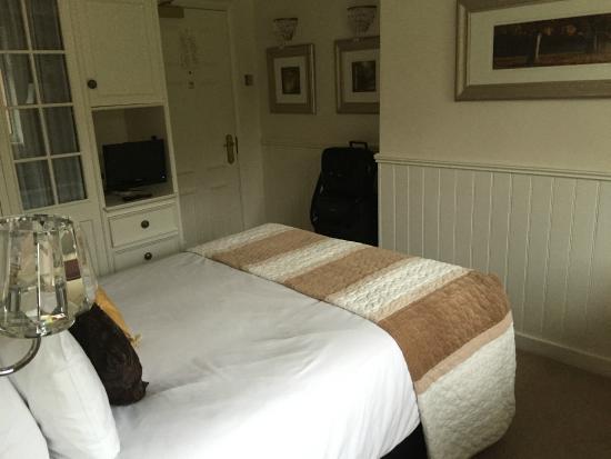 Alderley Edge Hotel: Bedroom