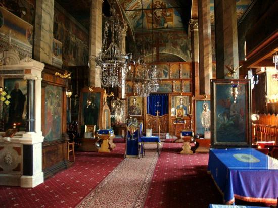 Biserica ortodoxa Schimbarea la Faţă