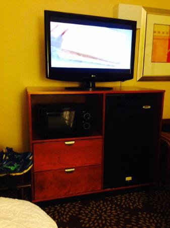Hampton Inn & Suites Harlingen: HD TV