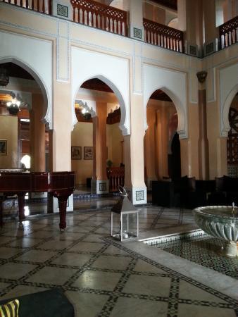 Palais Clementina: une architecture 100% marocaine